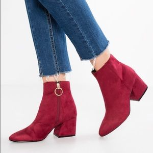 Topshop Brooke Ankle Boots